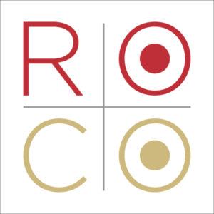 ROCO Logo - White