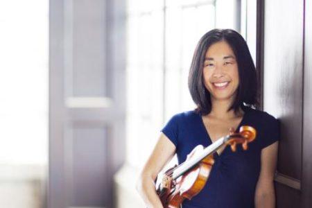 ROCO Violinist Kana Kimura