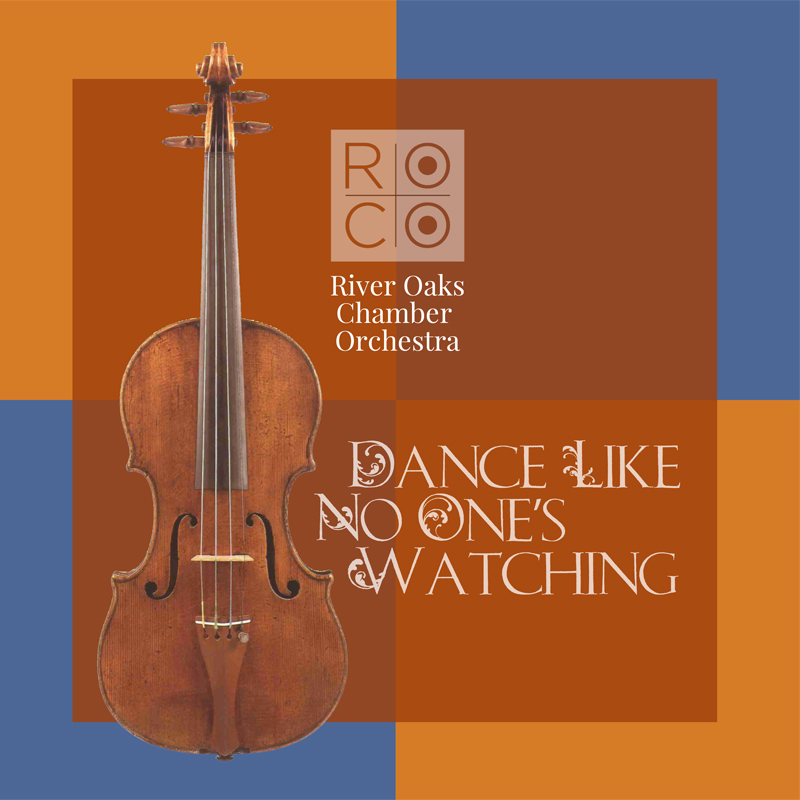 Dance Like No One's Watching Album Cover