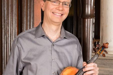 ROCO Concertmaster Scott St. John