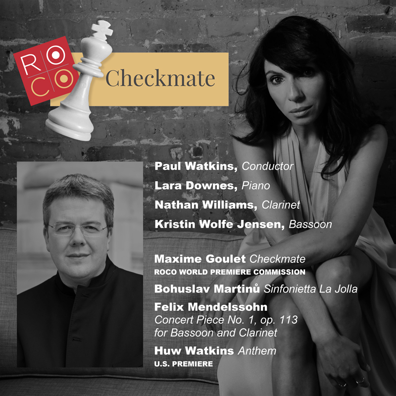 Checkmate Album Cover