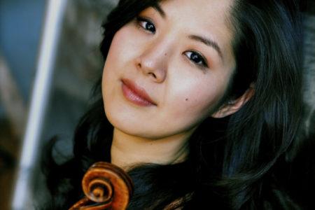 ROCO Violinist Min-Jeong Koh