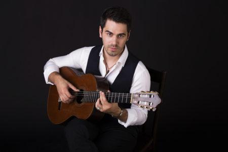 Guitarist and composer Mak Grgic