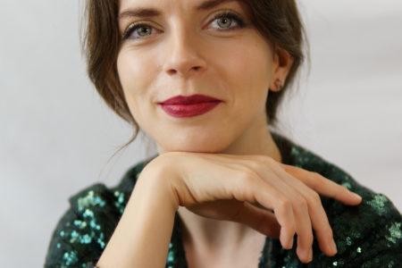 Photo of ROCO guest artist Ksenija Komljenović